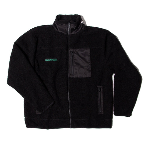 BOA FLEECE JACKET -BLACK-