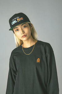 SECT STAFF GRADATION LONG TEE - BLACK