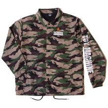 SECT PROTOP COACH JACKET - CAMO