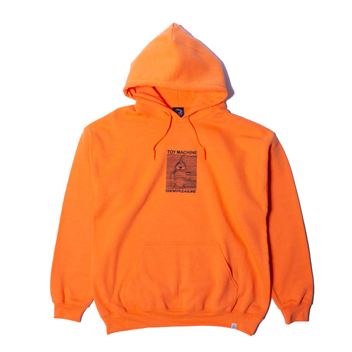 TOYDIVISION PARKA - ORANGE