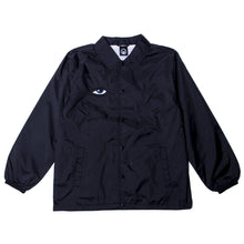 SECT EYE COACH JACKET - BLACK