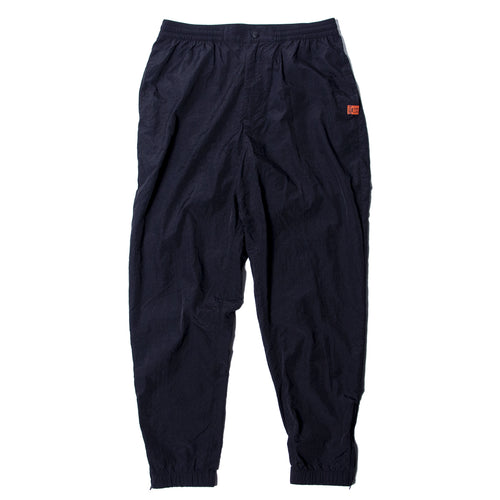 TOYMACHINE LOGO WIND PANTS - BLACK