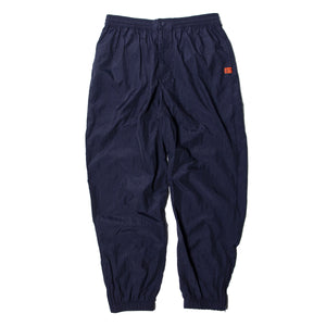 TOYMACHINE LOGO WIND PANTS - NAVY