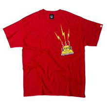 TRANSMISSIONATOR LOGO SS TEE - RED