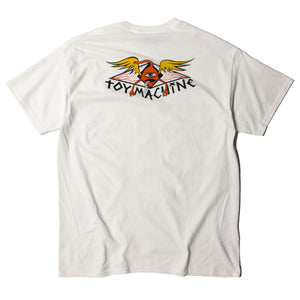 SECT PROTOP PRINT SS TEE - WHITE