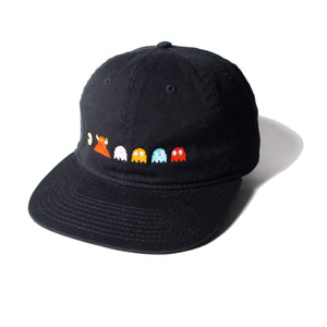 PAC-MAN PACMONSTER EMB CAP - BLACK