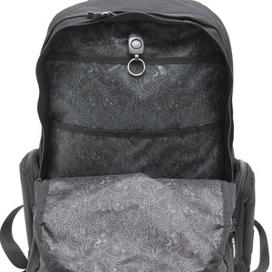 BRAINWASH SKATE BACK PACK - ORANGE