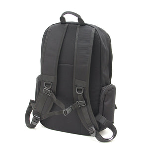 BRAINWASH SKATE BACK PACK - BLACK