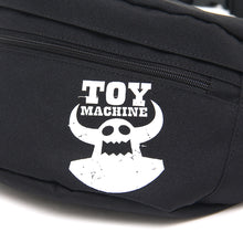 【LINE登録者限定特典付】DISTRESSED TOY WAIST BAG - BLACK