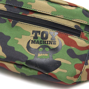 DISTRESSED TOY WAIST BAG - CAMO