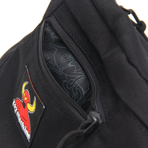 TOYMONSTER WAIST BAG - BLACK