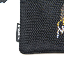 MESH POCKET SACOCHE - BLACK