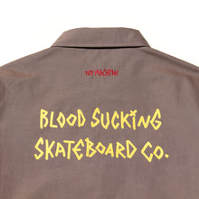 BLOOD SUCKING WORK JKT - KHAKI