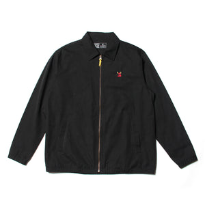 BLOOD SUCKING WORK JKT - BLACK