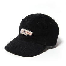 FIST EMBRO CORDY CAP - BLACK