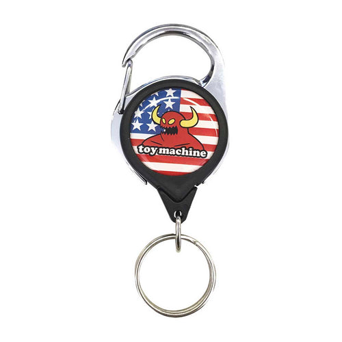 REEL KEY HOLDER (AMERICAN MONSTER)