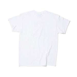 MOUSEKETTER 2  SHORT SLEEVE TEE - WHITE