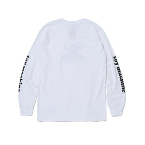 DOT TOYMONSTER LONG SLEEVE TEE