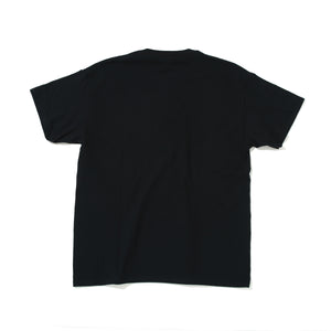 TOYMACHINE BOX LOGO SHORT SLEEVE TEE -BLACK A-