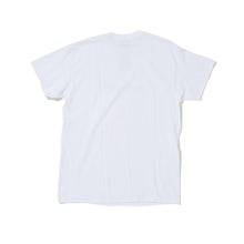 TOYMACHINE BOX LOGO SHORT SLEEVE TEE -WHITE A-