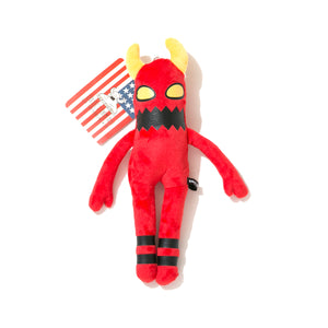 MONSTER DOLL - RED