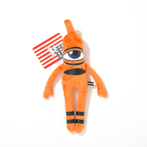 MONSTER DOLL - ORANGE