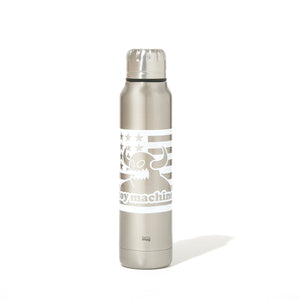 THERMO MAG UMBRELLA BOTTOLE - SILVER
