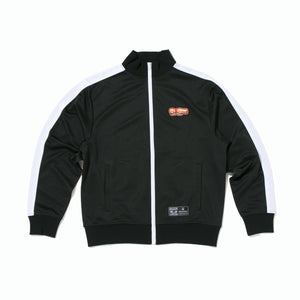 FIST TRACK JACKET -BLACK-