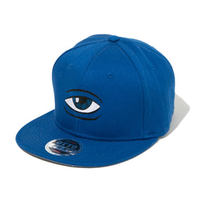 SECT EYE  BASEBALL CAP - BLUE