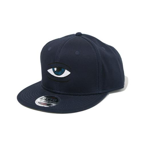 SECT EYE  BASEBALL CAP - NAVY
