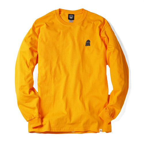 SECT STAFF GRADATION LONG TEE - GOLD