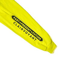 CLAIRVOYANT LONG TEE - NEON YELLOW