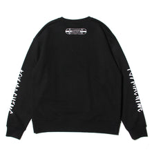 THE CREW SWEAT CREW NECK - BLACK