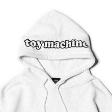 TOYMONSTER EMBRO SWEAT PARKA - WHITE