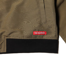 DEAD MONSTER BOMBER JACKET - KHAKI