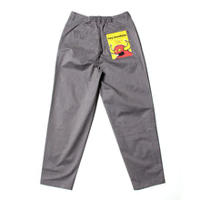 【LINE登録者限定特典付】WIDE EASY PANTS - CHARCOAL