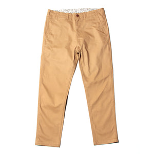 【LINE登録者限定特典付】SLIM TAPERED PANTS - BEIGE