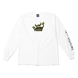 ORIGINAL MONSTER PT LONG TEE - WHITE