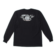 LOYAL PAWNS PT LONG TEE - BLACK