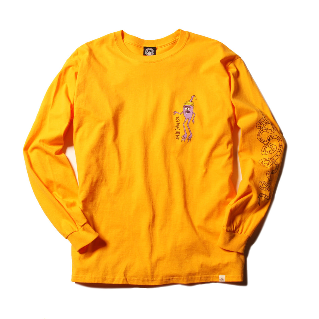 BILLY LONG TEE - GOLD