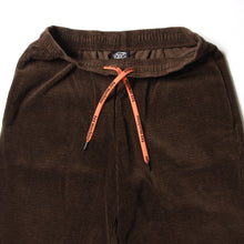 STRETCH CORDUROY SKATE PANTS - BROWN