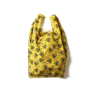TOYMACHINE GROCERY BAG - YELLOW