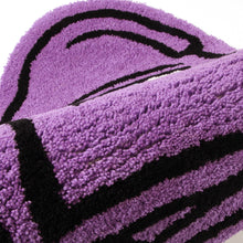 SECT WAX ENTRANCE MAT - PURPLE