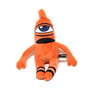 TOYMONSTER DOLL - ORANGE
