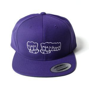 FIST BB CAP - PURPLE