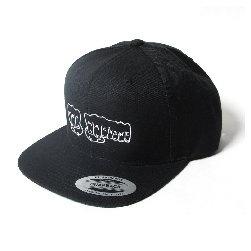 FIST BB CAP - BLACK