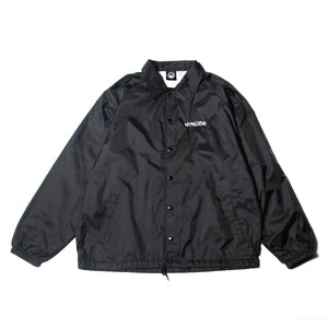 DROPS COACH JACKET - BLACK