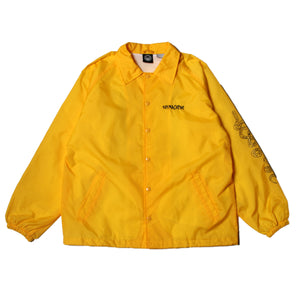 DROPS COACH JACKET - YELLOW