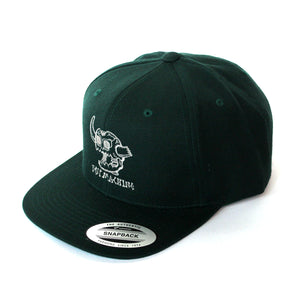 DEAD MONSTER BB CAP - F. GREEN
