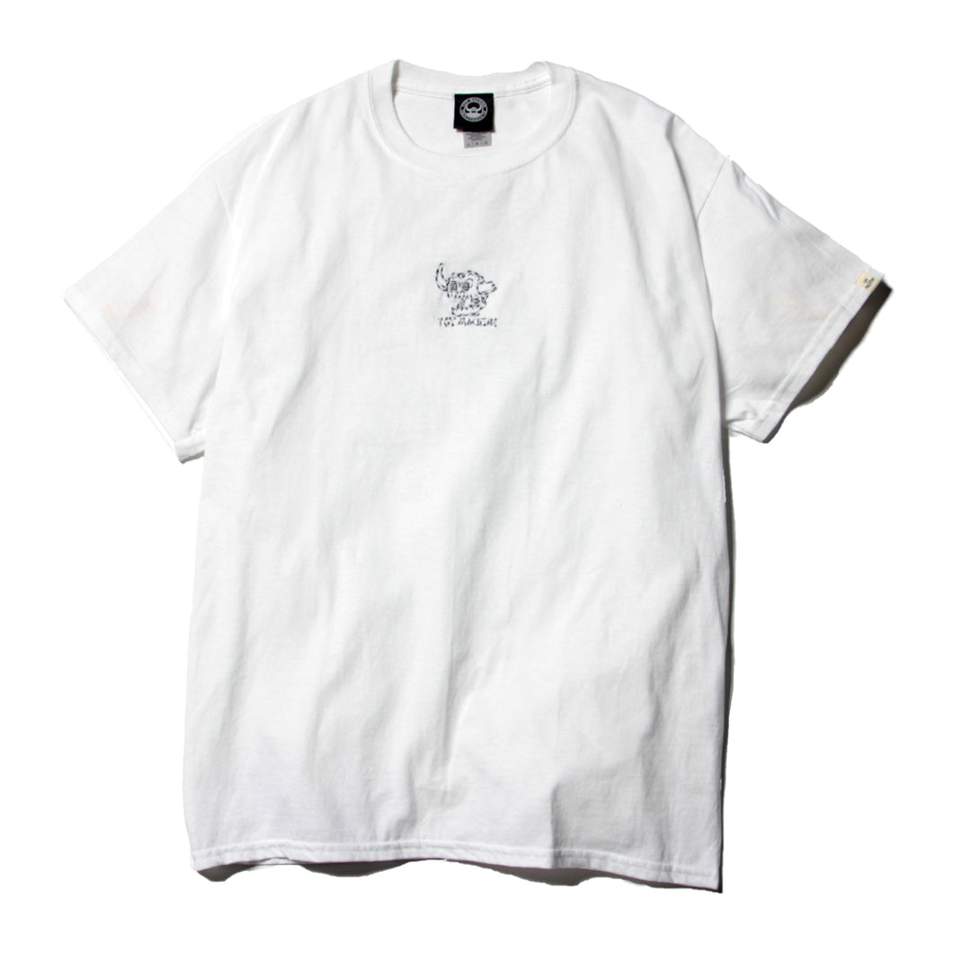DEAD MONSTER GRADATION EMBRO SST - WHITE